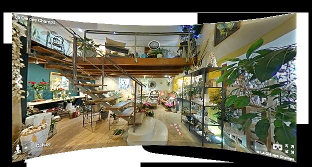 visite virtuelle commerces