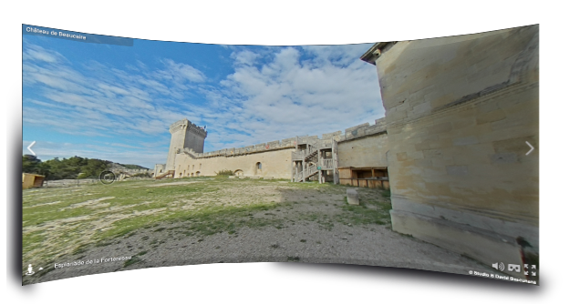 visite virtuelle lieux touristiques et culturels